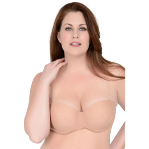 "Clearly Hooked ""Busty"" Bra - St. Louis Dancewear - Q-T Intimates"