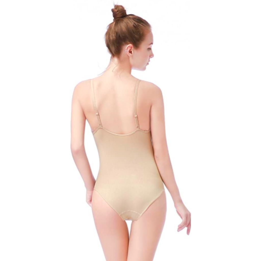 Dux Bodysuit with No Padding - St. Louis Dancewear - Dux