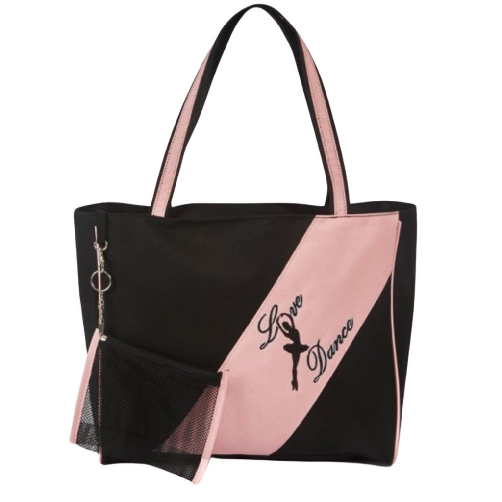 Embroidered Love Dance Tote - St. Louis Dancewear - Dasha