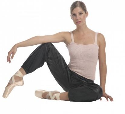 Garbage Bag Pants - St. Louis Dancewear - Sansha
