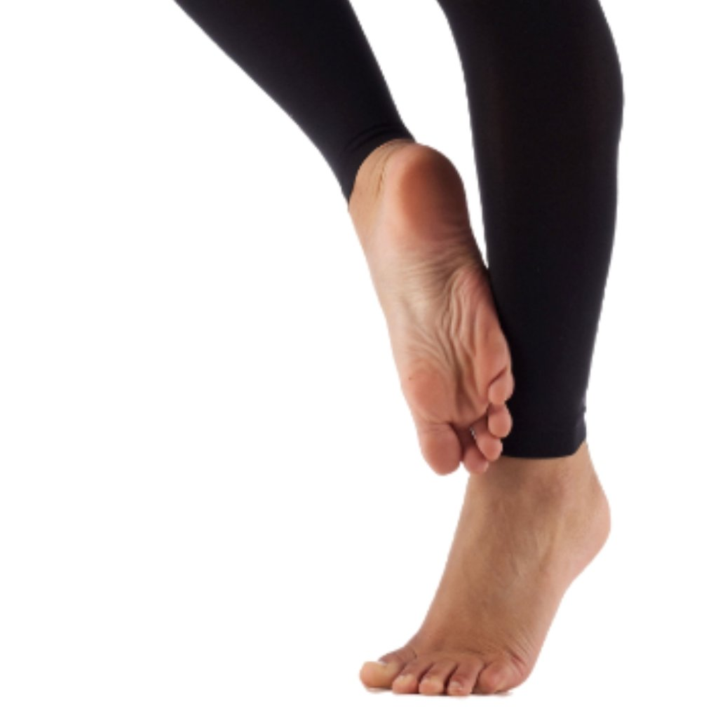Girls Footless Dance Tights - St. Louis Dancewear - St. Louis Dancewear