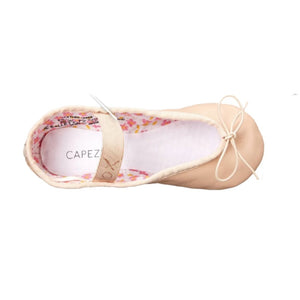 Girl's Full-Sole Leather Ballet Slipper - St. Louis Dancewear - St. Louis Dancewear