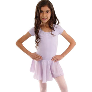 Girl's Georgette Dance Skirt - St. Louis Dancewear - Basic Moves