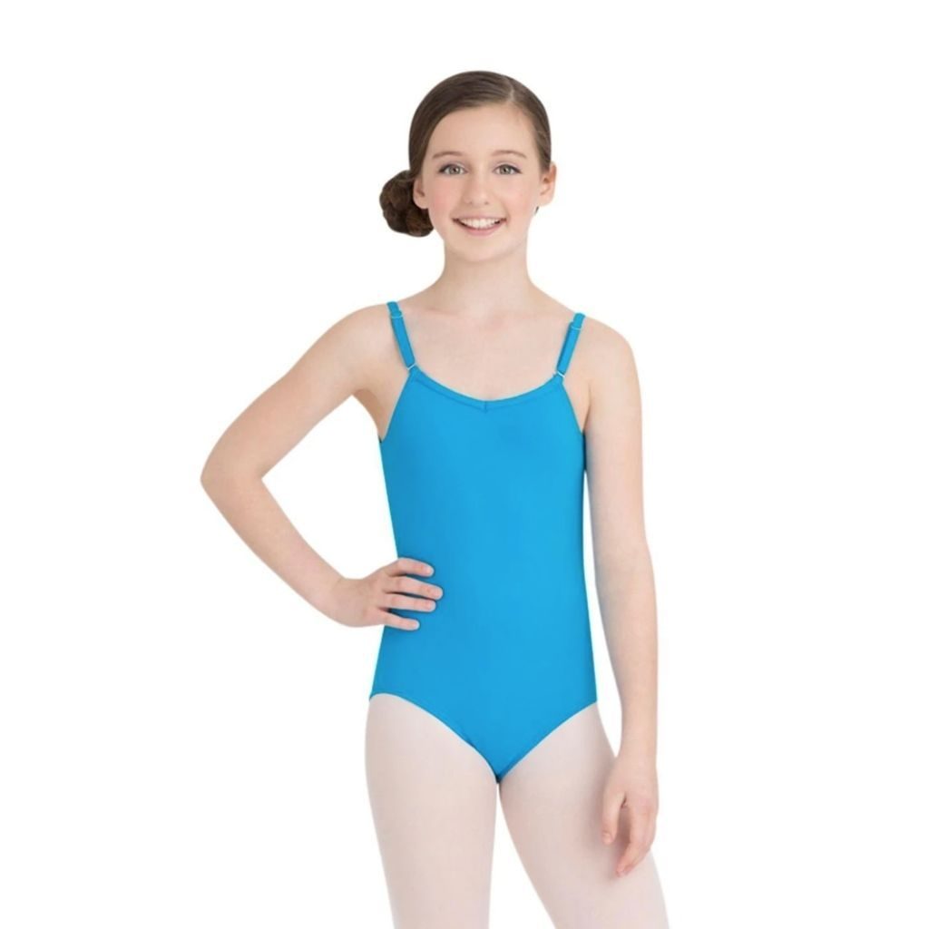 Girl's Jewel-Tone Camis - St. Louis Dancewear - Capezio