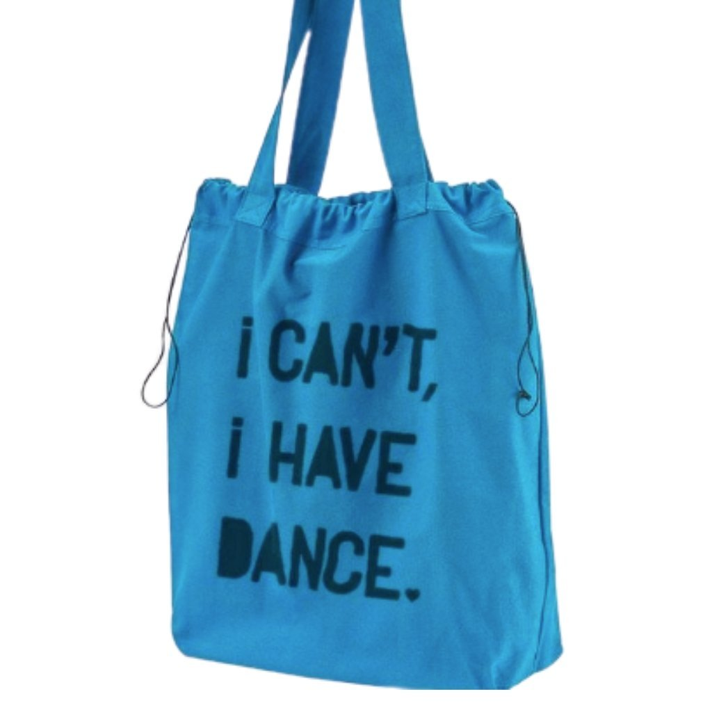 Large Drawstring Tote - St. Louis Dancewear - Covet