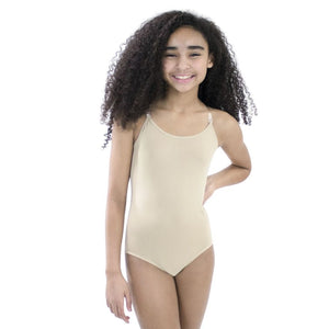 Low-Back Bodysuit with No Padding - St. Louis Dancewear - Basic Moves