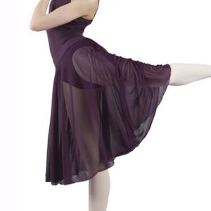Misti Long Sheer Skirt - St. Louis Dancewear - Sansha
