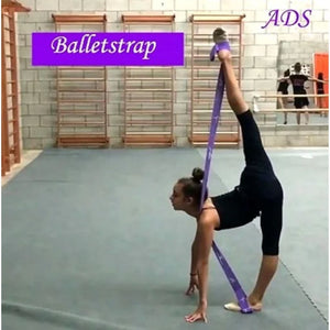 Multiple Loop Ballet Strap - St. Louis Dancewear - St. Louis Dancewear