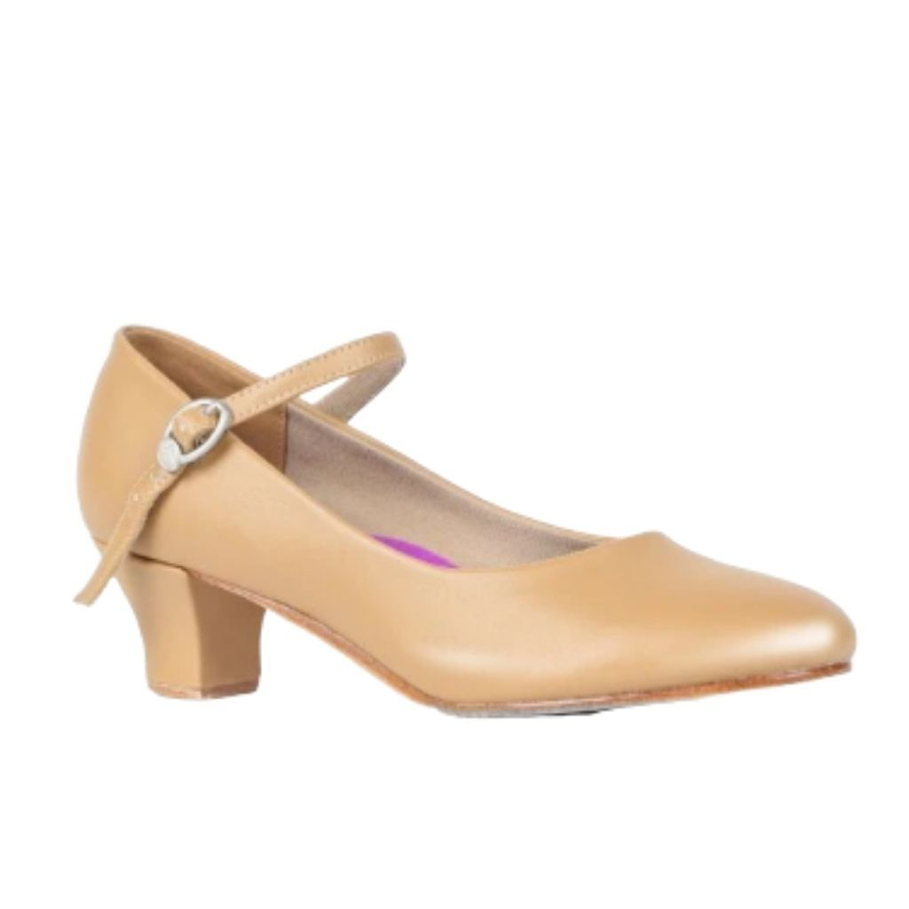 Narrow Character Shoe - St. Louis Dancewear - Dance Class