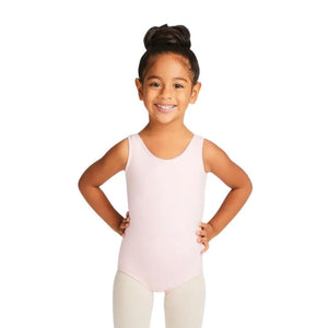 Nylon Tank Leotard - St. Louis Dancewear - Capezio