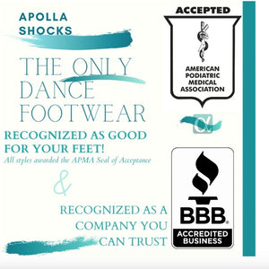 Performance Shock - St. Louis Dancewear - Apolla