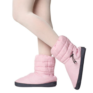 Quilted Short Booties - St. Louis Dancewear - Russian Pointe