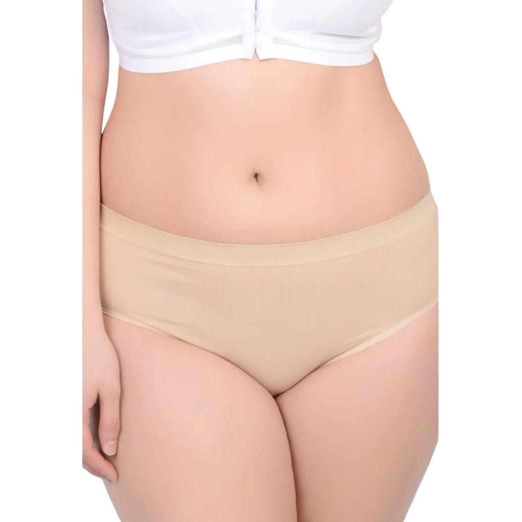Seamless Nude Brief - St. Louis Dancewear - Q-T Intimates