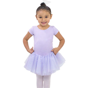 Short Sleeve Tutu Dress - St. Louis Dancewear - St. Louis Dancewear