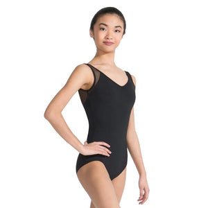 V-neck Tank Leotard - St. Louis Dancewear - Capezio