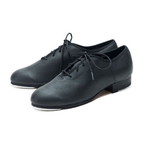 Wide Split-Sole Leather Tap Shoe - St. Louis Dancewear - Sansha