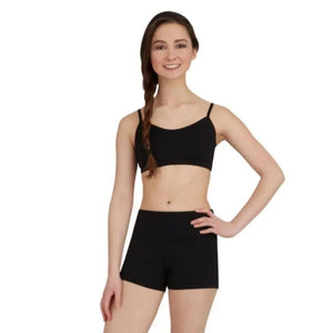 Wide Waistband Shorts - St. Louis Dancewear - Capezio