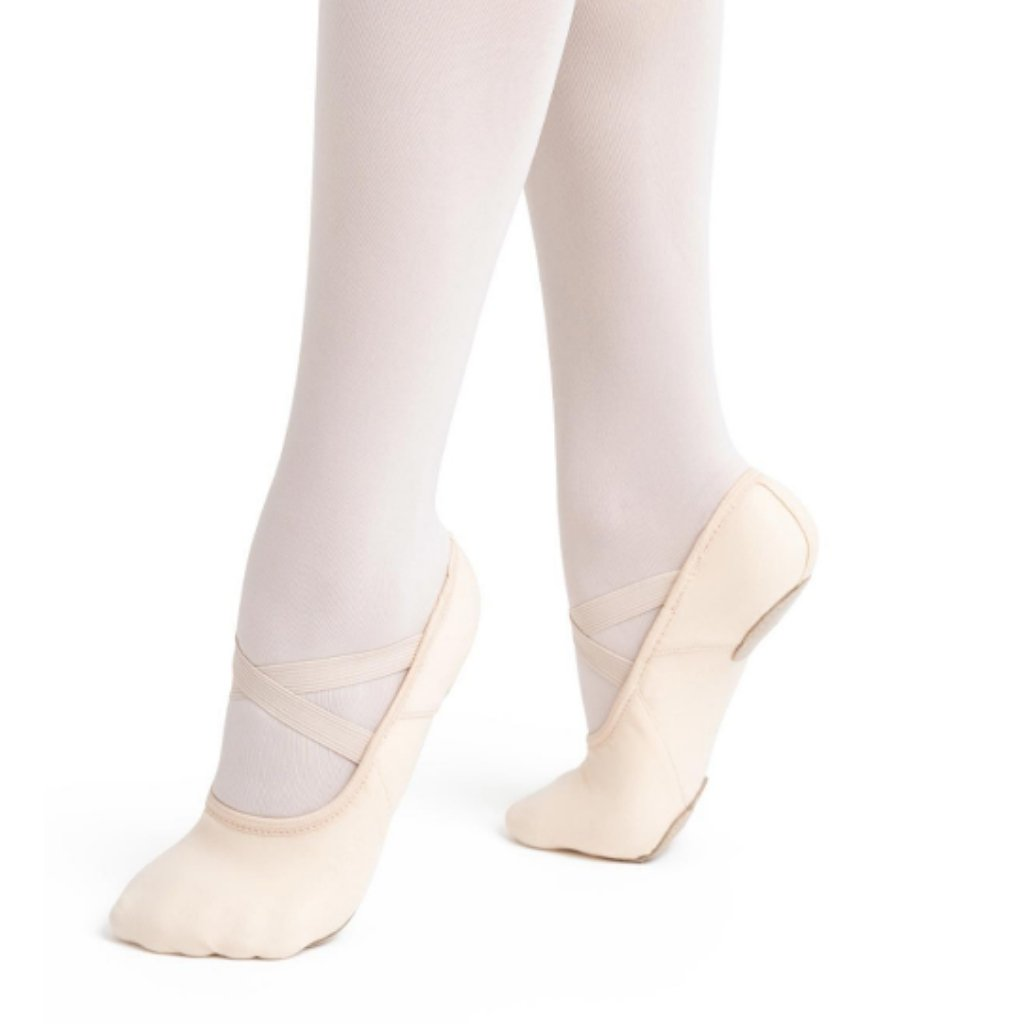Women's Canvas Ballet Slipper - St. Louis Dancewear - Capezio