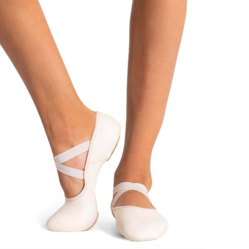 Women's Leather Split-Sole Ballet Slipper - St. Louis Dancewear - Capezio