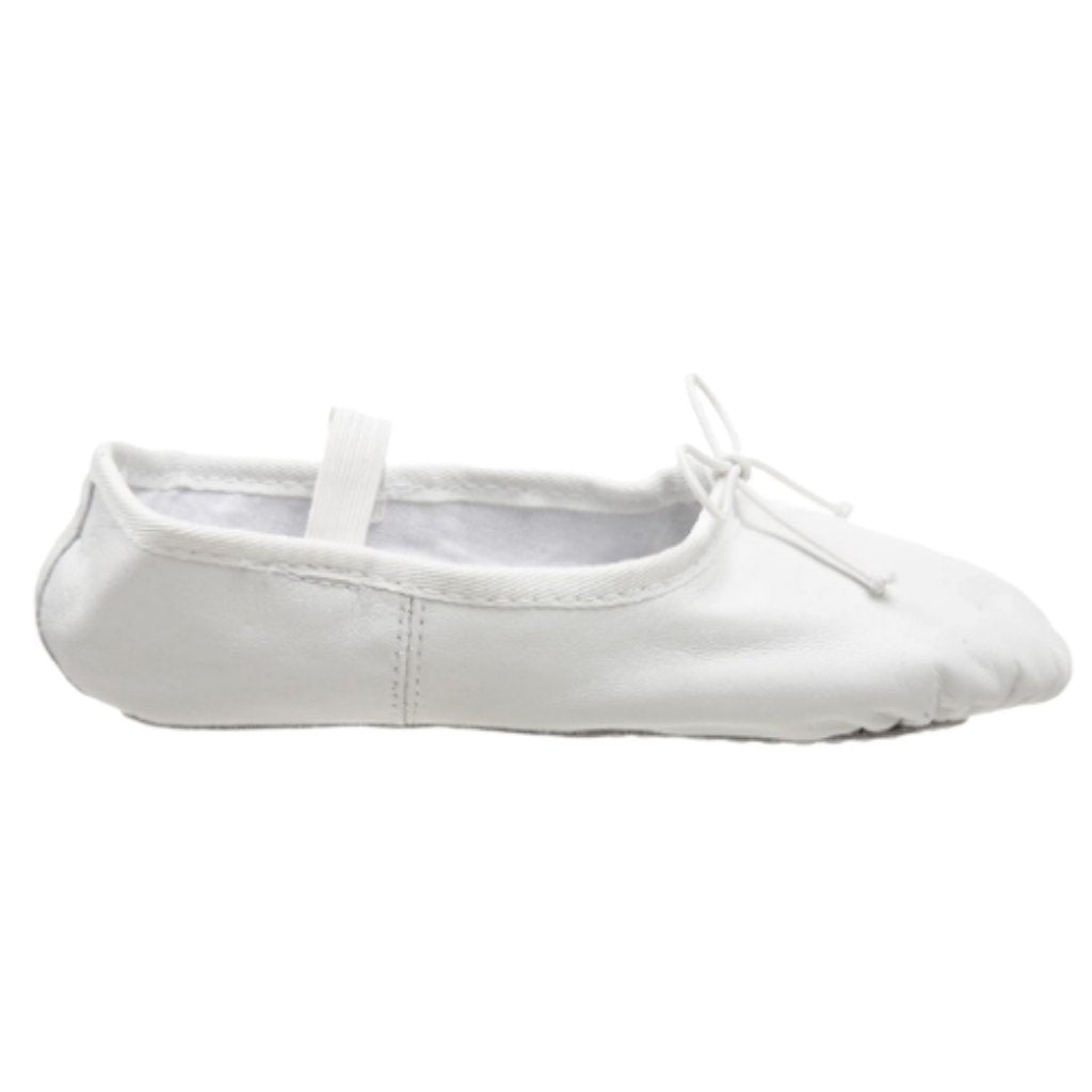 Women's Split-Sole Leather Ballet Slipper - St. Louis Dancewear - Dance Class