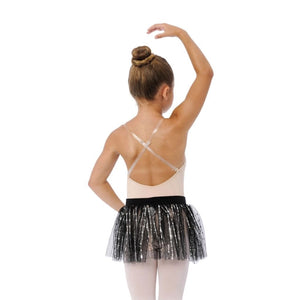 Youth Bodyliner with Bra - St. Louis Dancewear - Q-T Intimates