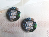 "Books are Magic 1.5"" Pin-Back Button"