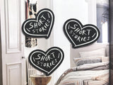 Heart Short Stories Vinyl Sticker