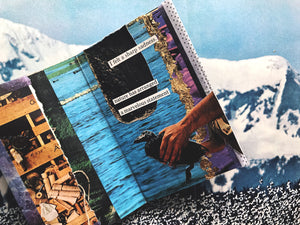 Custom Prose & Poetry Collage Zine