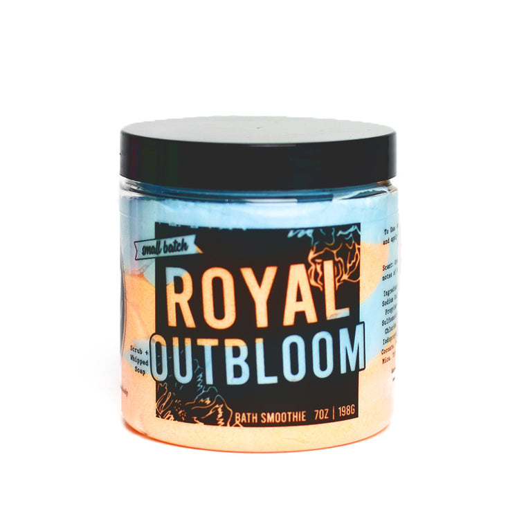 Royal Outbloom Bath Smoothie Bowl