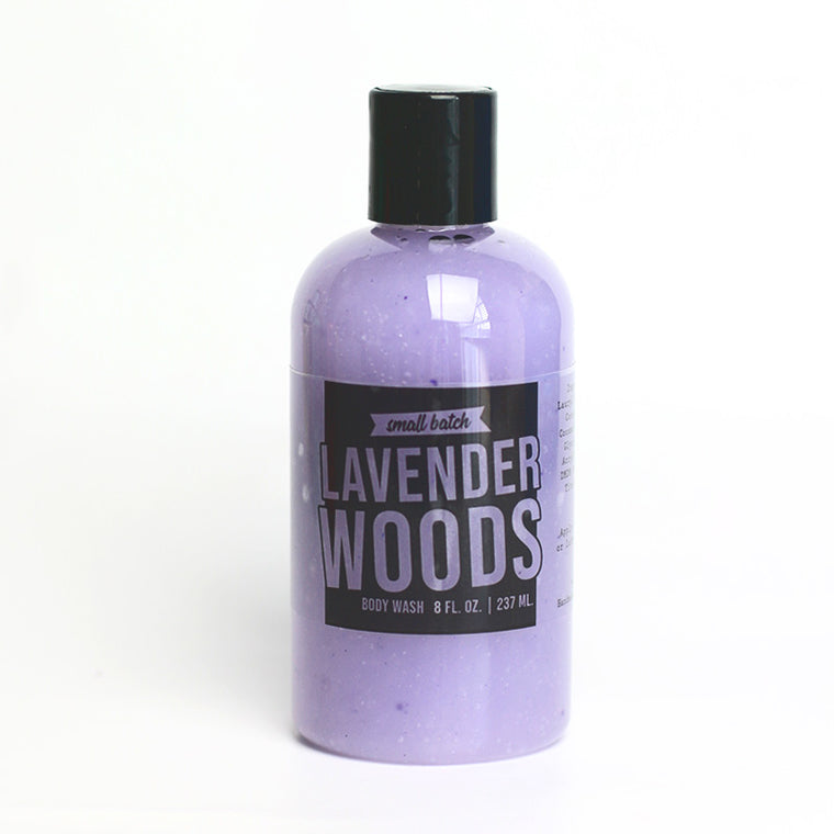 Lavender Woods Body Wash