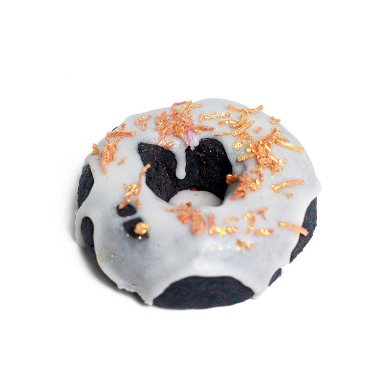 Hot Fudge Donut Bubble Bath Bar