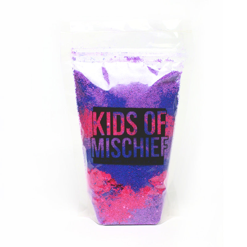 Kids of Mischief Bath Bomb Crumble