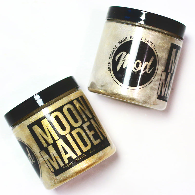 Moon Maiden Sugar Scrub