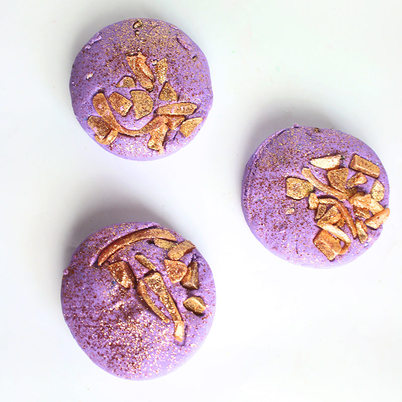 Vanilla Honey Lavender Bubble Bath Bar