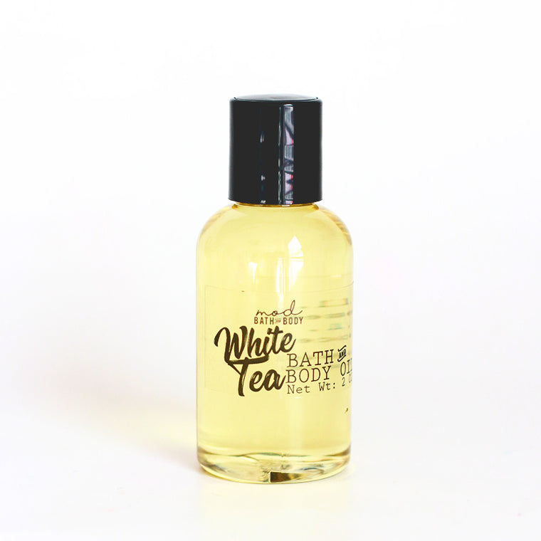 White Tea Bath & Body Oil