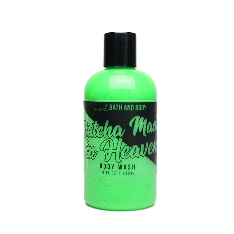 Matcha Made In Heaven Body Wash