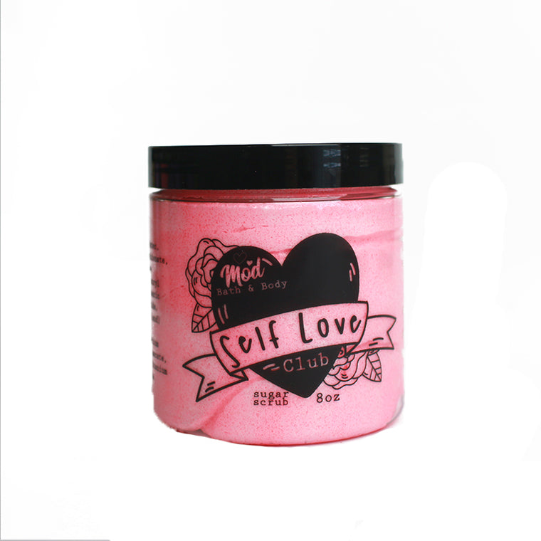 Self Love Club Sugar Scrub