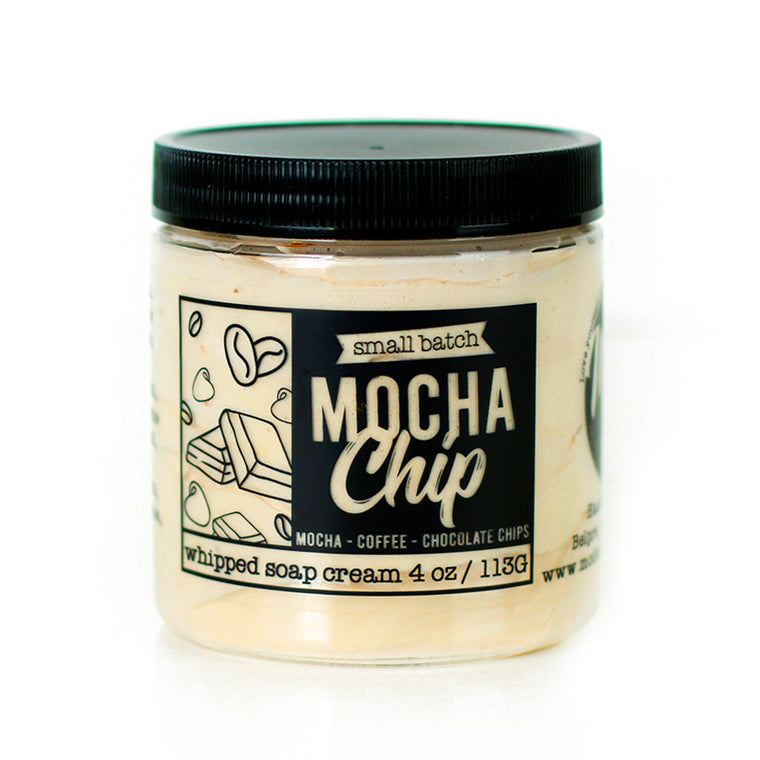 Mocha Chip Whipped Soap