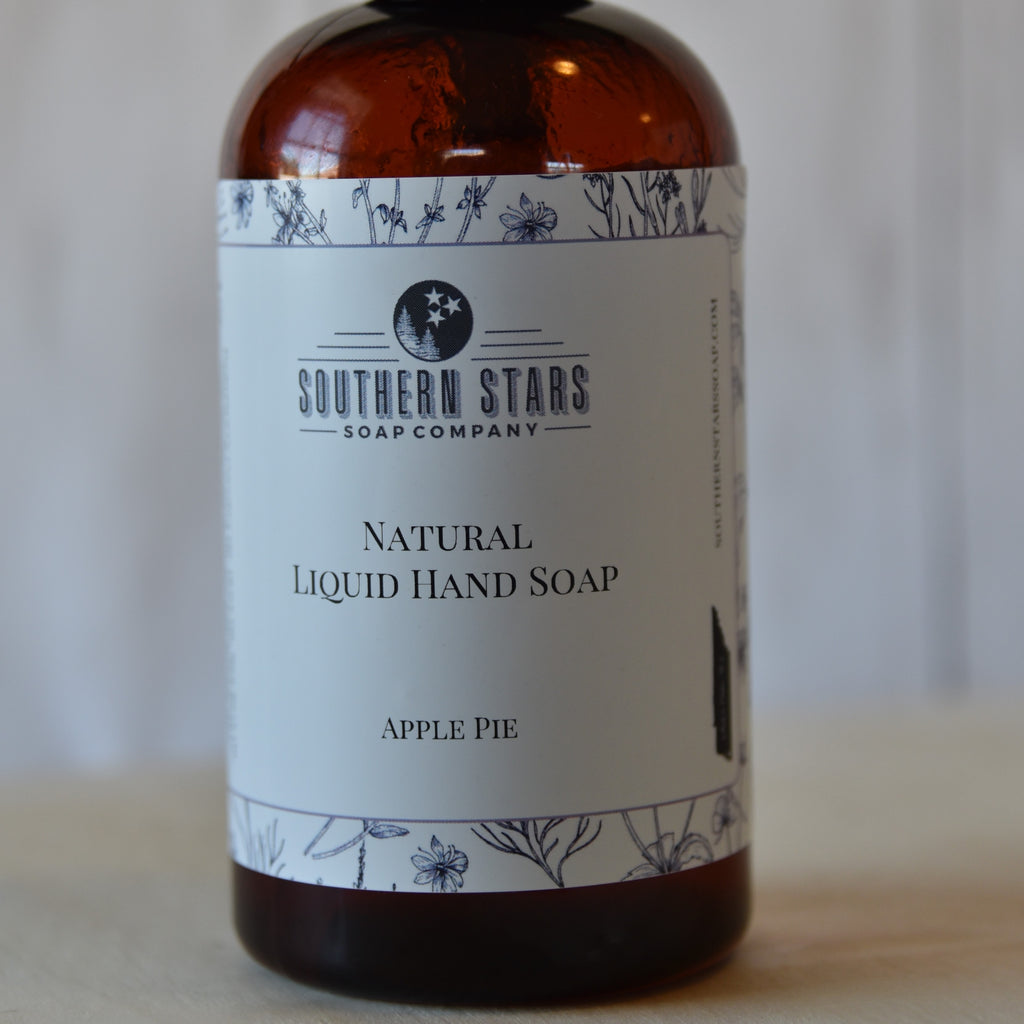 Apple Pie | Liquid Hand Soap