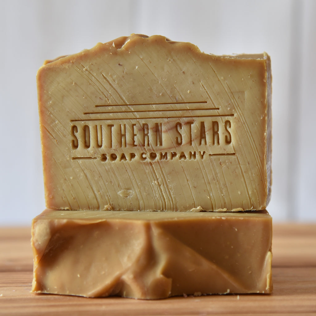 Barefoot | Natural Soap | Sandalwood & Patchouli |