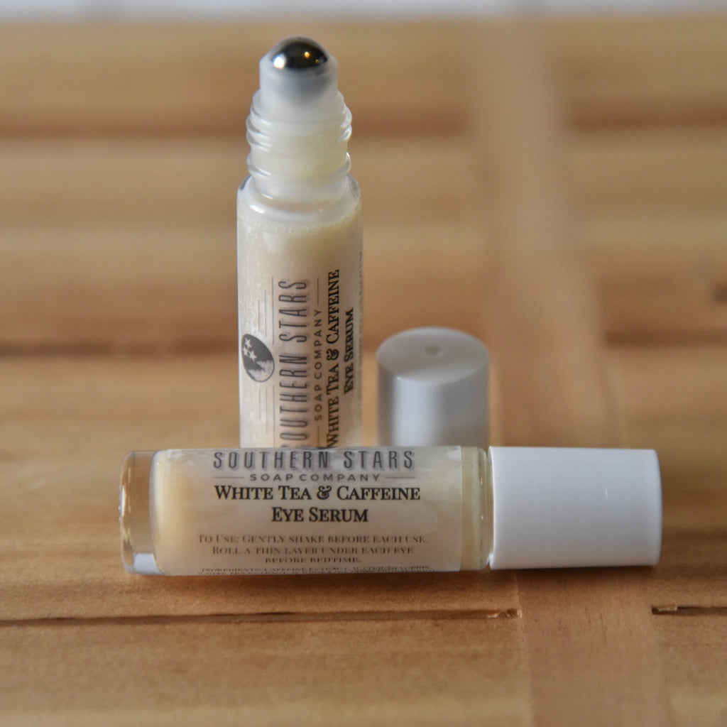 White Tea & Caffeine Eye Serum