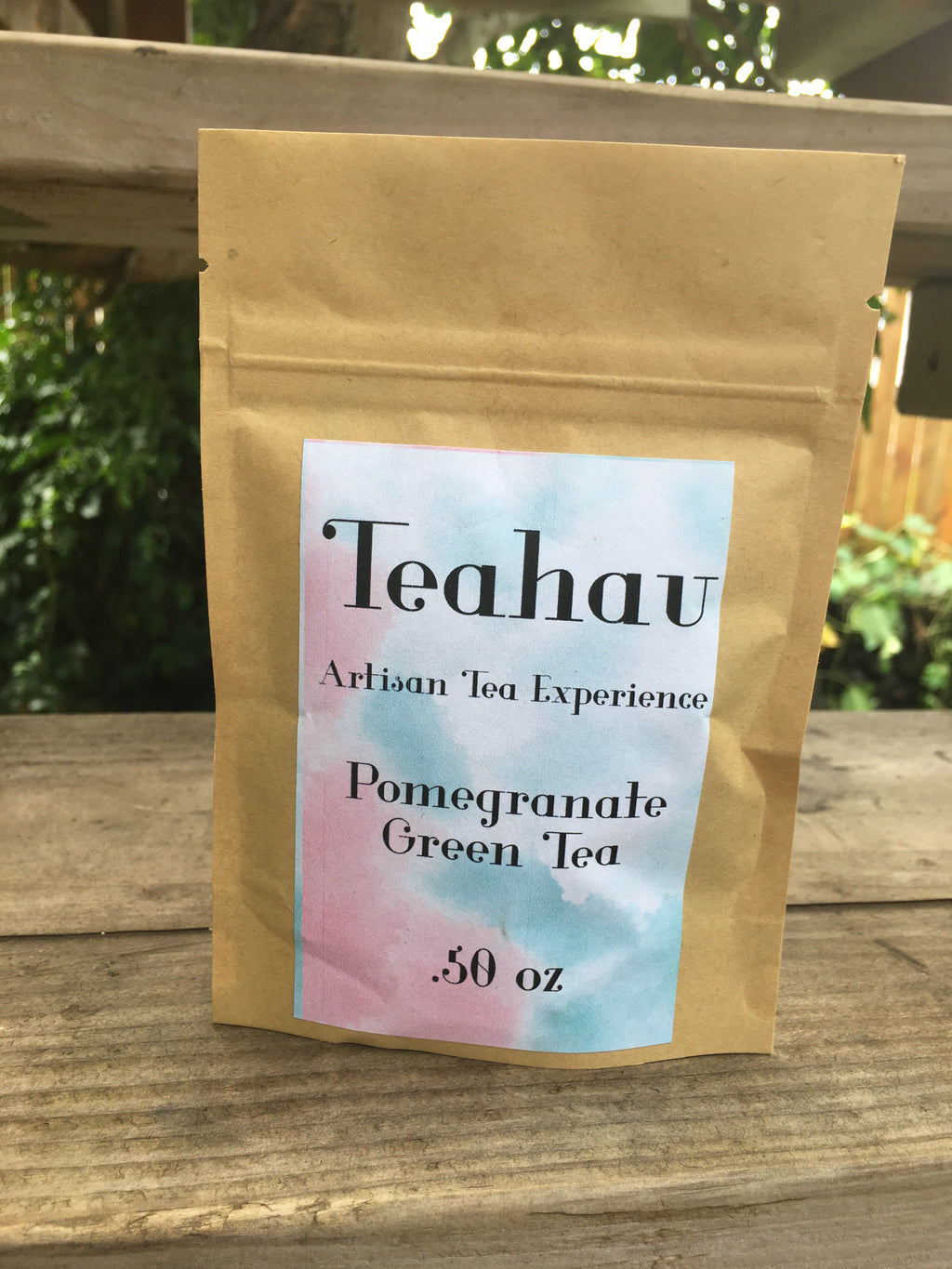 Pomagranate Green Tea .50 oz