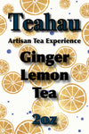 Ginger Lemon Tea 2 oz