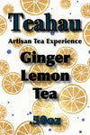 Ginger Lemon Tea .50 oz