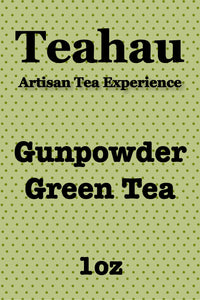 Gupowder Green Tea 1 oz