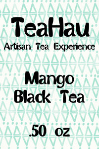 Mango Black Tea .50 oz