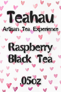 Raspberry Black Tea .50 oz