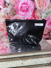 Ellie Glitter Cosmetic Bag
