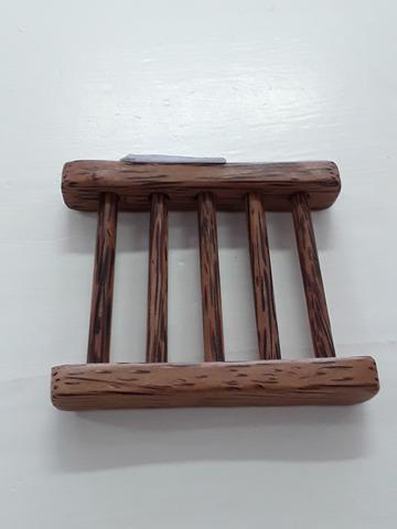 WOODEN SOAP STANDS