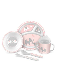 LADY JAYNE CHILDS FEEDING SET